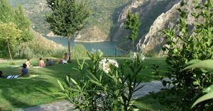 Campings y Bungalow en Andalucía - Camping las lomas Granada